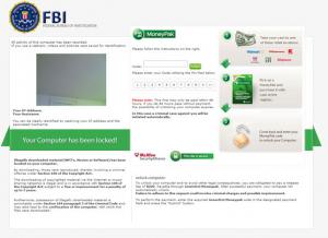 FBIvirus
